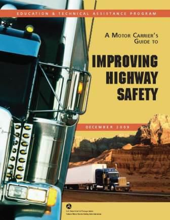 Federal Motor Carrier's Guide to Highway Safety