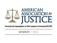 Icon Recognizing The Girards Law Firm's Affiliation with American Association for Justice