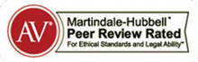 Martindale Hubbell Badge