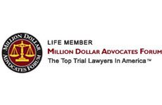 Icon Recognizing The Girards Law Firm's Affiliation with Million Dollar Advocate